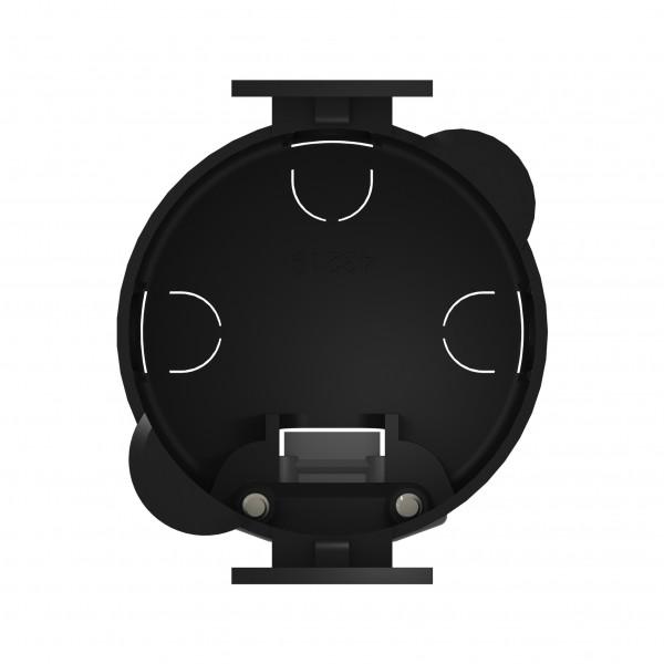 Berührschutzdose 22 mm Einbautiefe