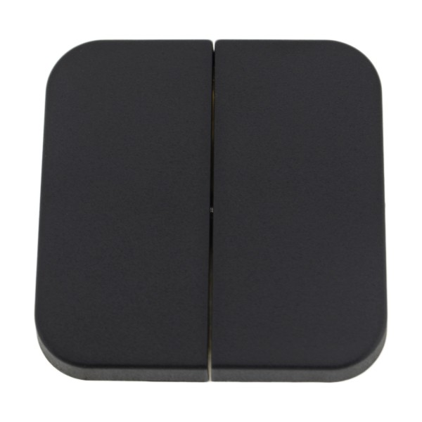 Doppelwippe schwarz System 30000 Design Capron